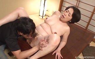 Japan mature hardcore sex in unmixed clergyman