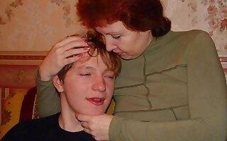 Russian stepmom