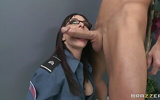 Office fucking first of all chum around with annoy floor added to table with secretary Cytherea