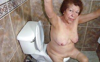 HelloGrannY Latin Mature Ladies Collection of Pics